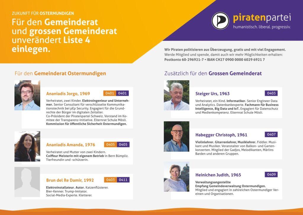 Wahlen 2020 Ostermundigen Piraten 2 - inside